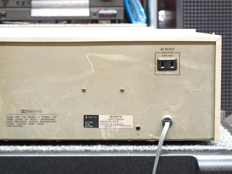 TC-K77R SONY 画像