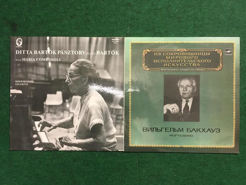 クラシック ピアノ14枚セット  画像