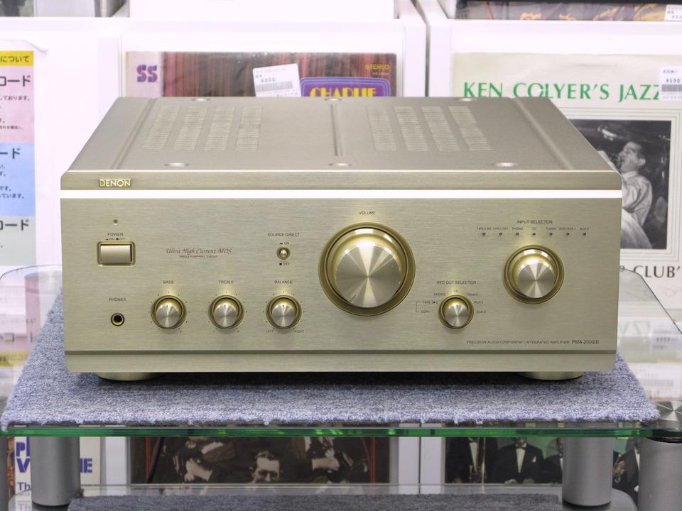 PMA-2000/3 DENON 画像