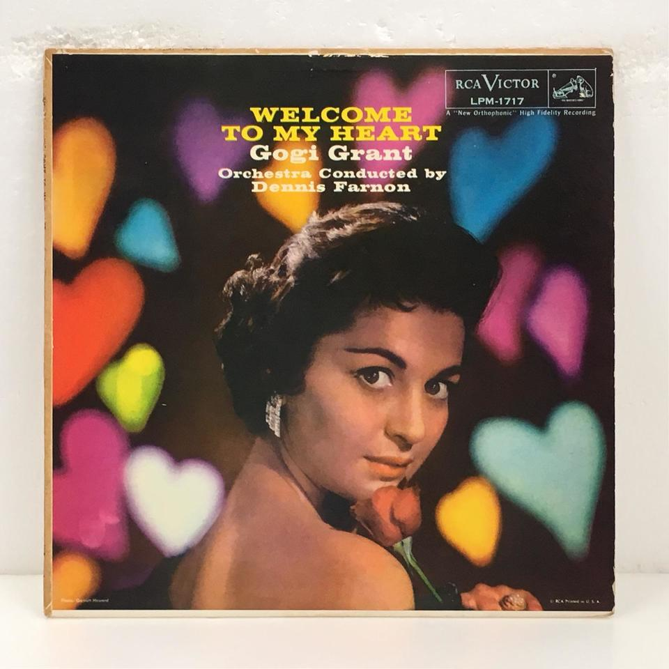 WELCOME TO MY HEART/GOGI GRANT GOGI GRANT 画像