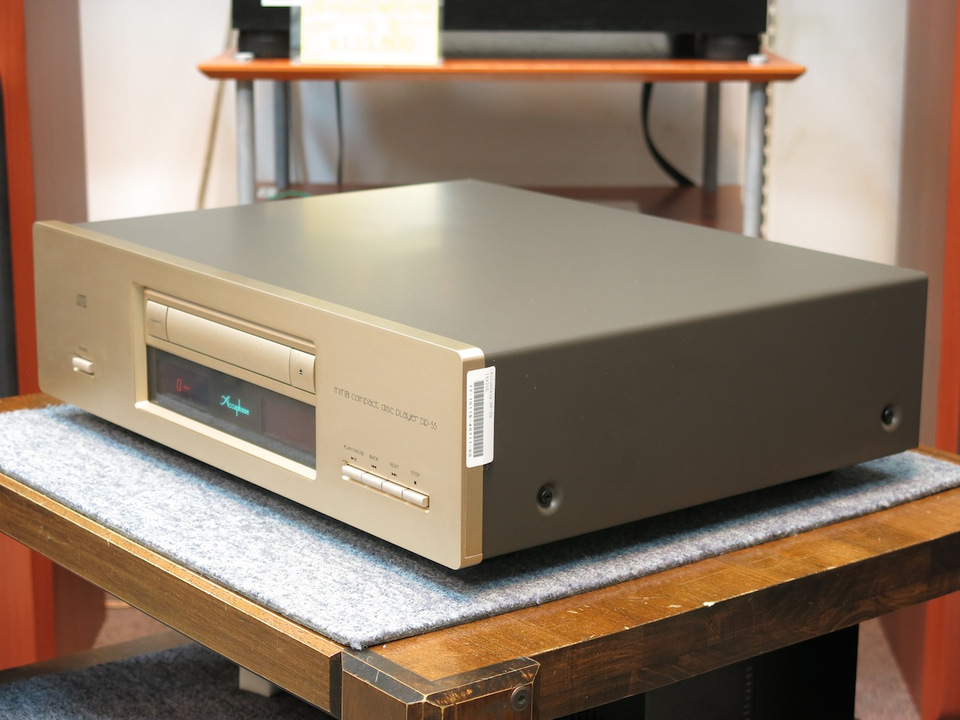DP-55 Accuphase 画像