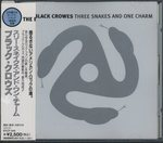 THREE SNAKES AND ONE CHARM/THE BLACK CROWES