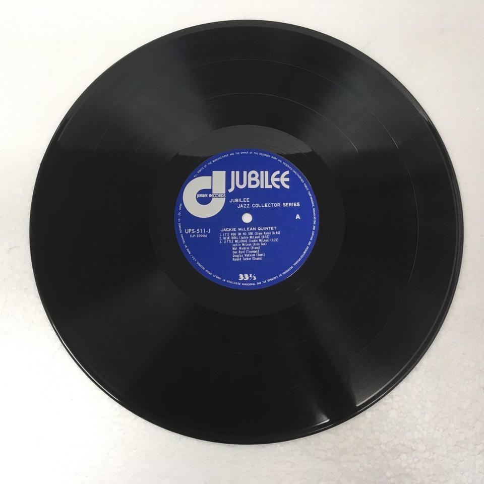 The Jackie McLean Quintet The Jackie McLean Quintet