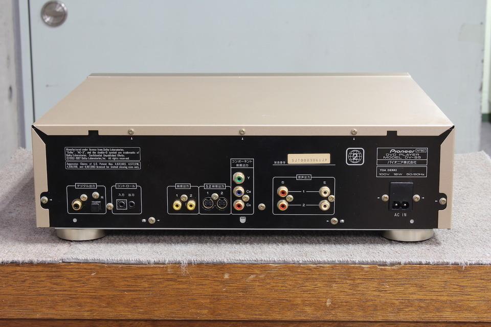 DV-S5 PIONEER 画像
