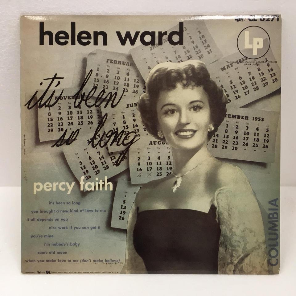 IT'S BEEN SO LONG/HELEN WARD H...