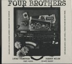 【未開封】FOUR BROTHERS/LUCKY THOMPSON & BARNER WILEN