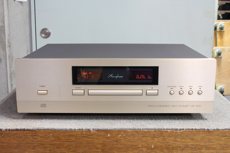 Accuphase DP-400の買取価格 相場以上でオーディオ買取|名古屋|秋葉原|大阪|日本橋|福岡|東京 画像a