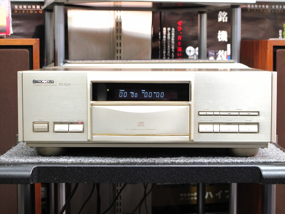 PD-T09 Pioneer 画像