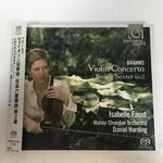 ブラームス:ヴァイオリン協奏曲/弦楽六重奏曲