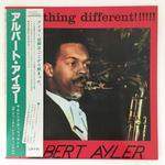 SOMETHING DIFFERENT!!!!!!/ALBERT AYLER