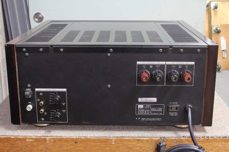 B-2201 SANSUI 画像