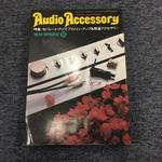 AUDIO ACCESSORY NO.8 1978 SPRING