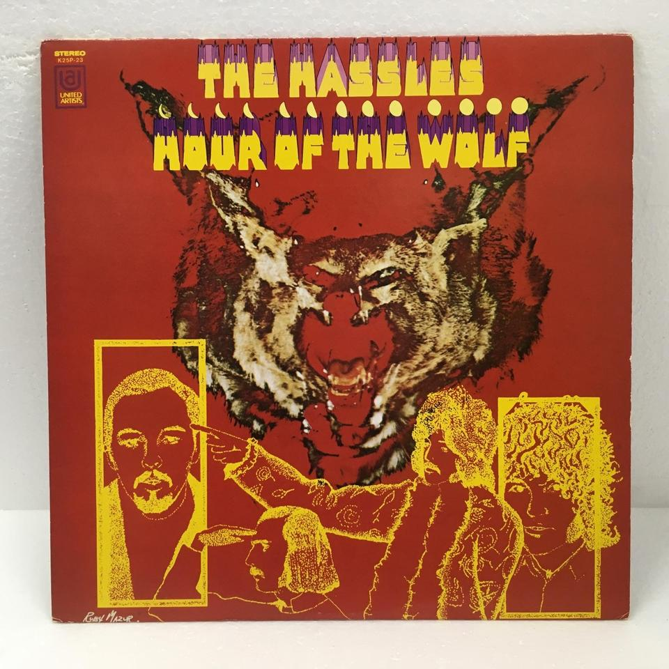 HOUR OF THE WOLF/THE HASSLES THE HASSLES 画像