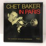 CHET BAKER IN PARIS