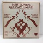 ショパン/グリーグ/R.シュトラウス/フランク、他: チェロとピアノのための作品集