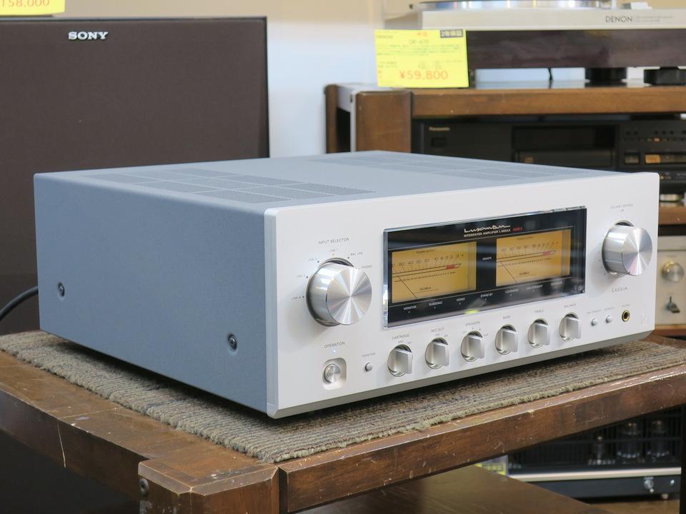 L-550AX2 LUXMAN 画像