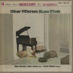 BLUES ETUDE/OSCAR PETERSON