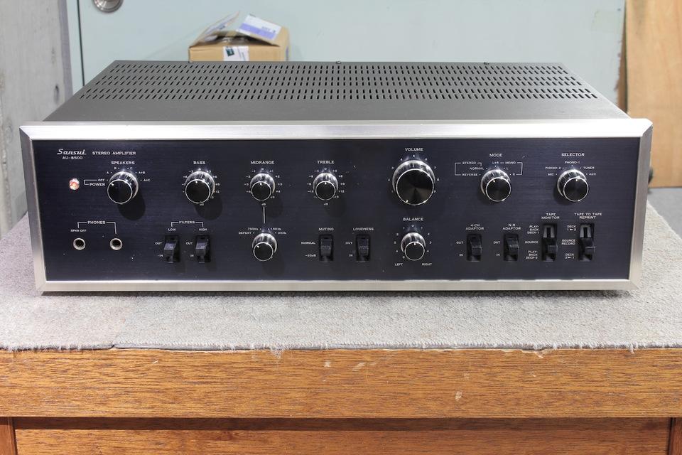 au 8500 sansui hifi do mcintosh jbl audio technica jeff rowland rh hifido co jp