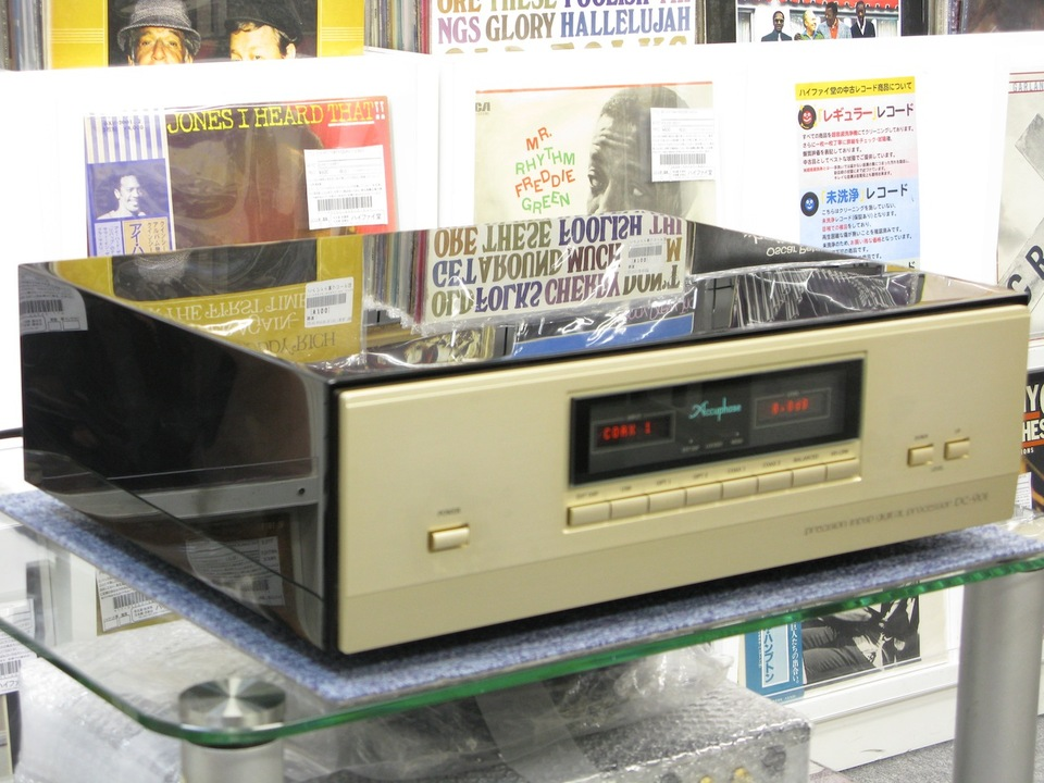 DC-901 Accuphase 画像