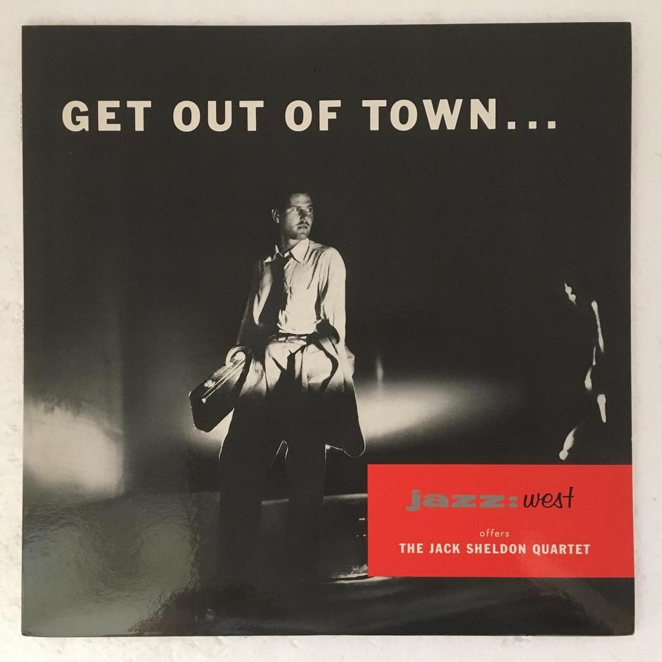 GET OUT OF TOWN/JACK SHELDON JACK SHELDON 画像