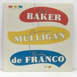 GERRY MULLIGAN WITH CHET BAKER/BUDDY DeFRANCO QUARTET