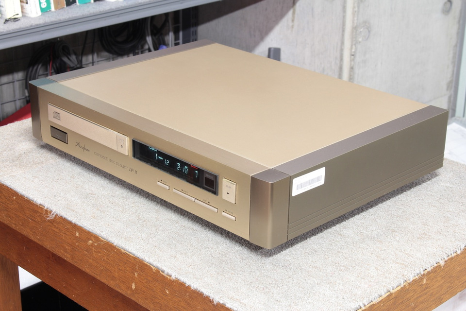 DP-11 Accuphase 画像