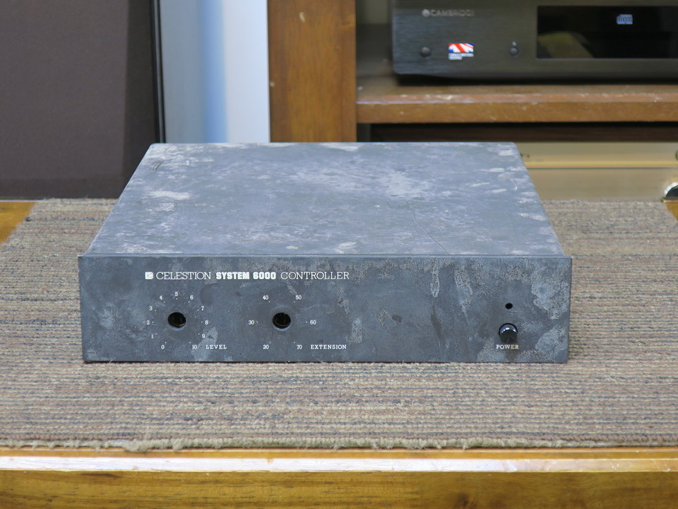 6000 System controller Celestion 画像