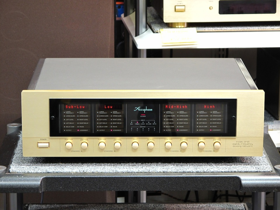 DF-45 Accuphase 画像