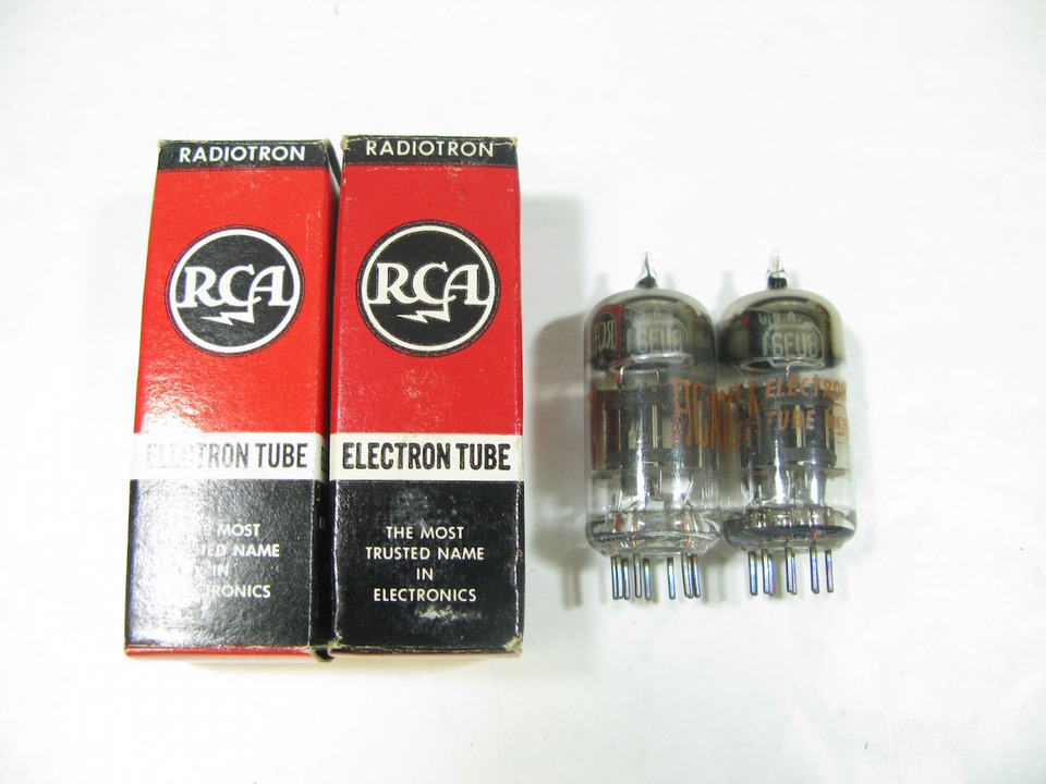 6EU8 RCA 画像
