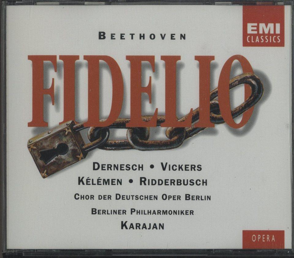 ベートーヴェン:歌劇「フィデリオ」 ベートーヴェン 画像