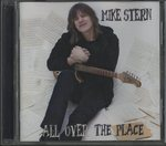 ALL OVER THE PLACE/MIKE STERN