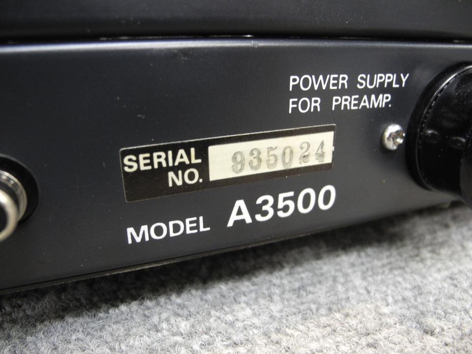 A3500 LUXKIT 画像
