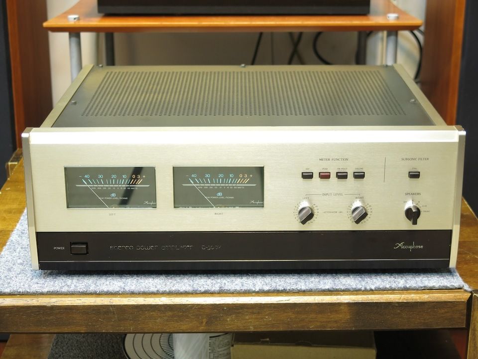 P-300X Accuphase アキュフェーズ パワーアンプ(トランジスター) 画像a