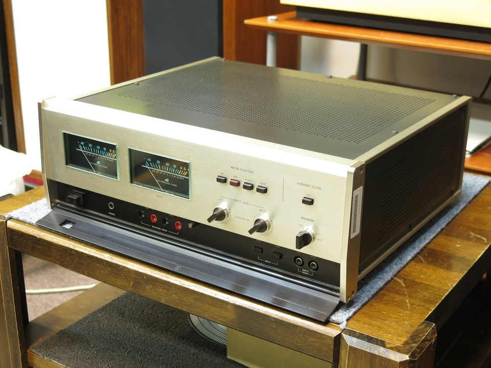 P-300X Accuphase アキュフェーズ パワーアンプ(トランジスター) 画像c