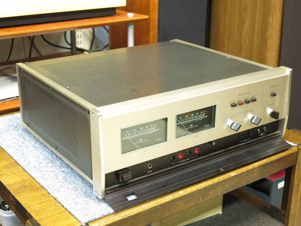 P-300X Accuphase アキュフェーズ パワーアンプ(トランジスター) 画像d