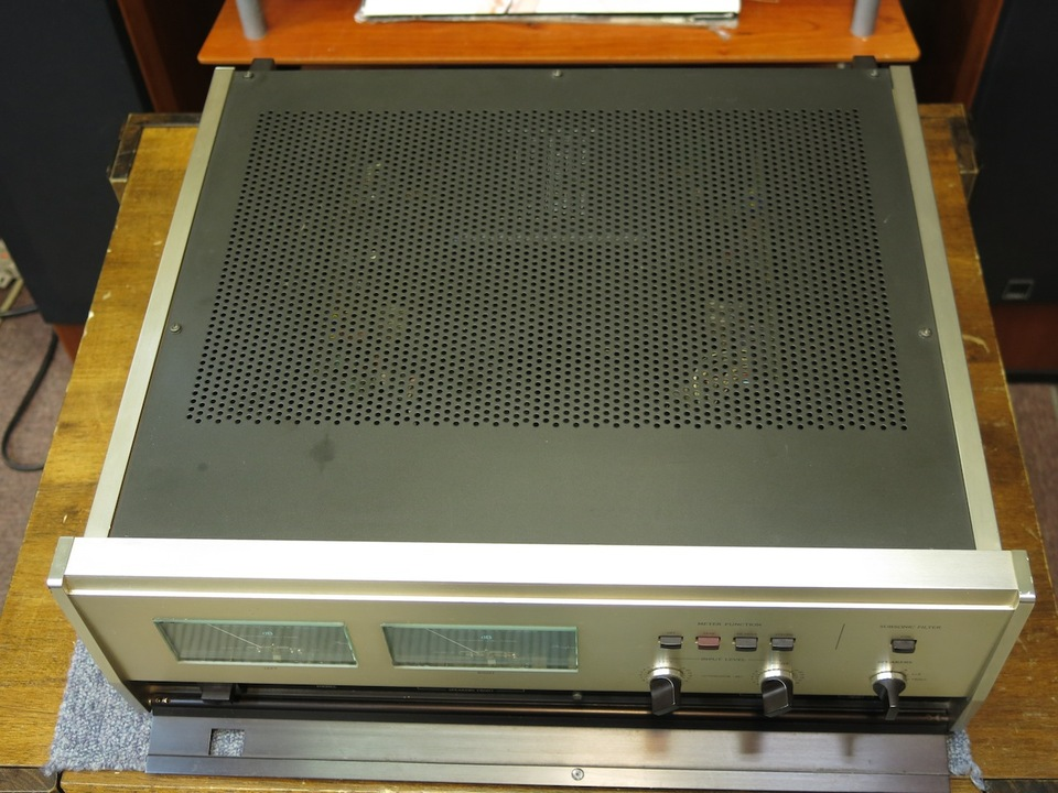 P-300X Accuphase アキュフェーズ パワーアンプ(トランジスター) 画像e