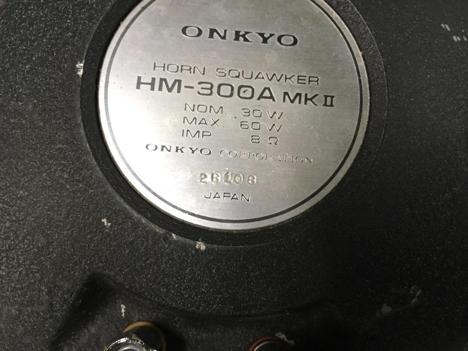 HM-300A MK2 ONKYO 画像