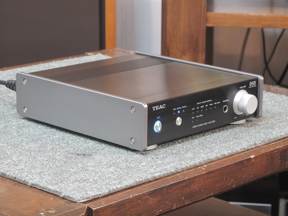 UD-301 TEAC ティアック D/Aコンバータ 画像c