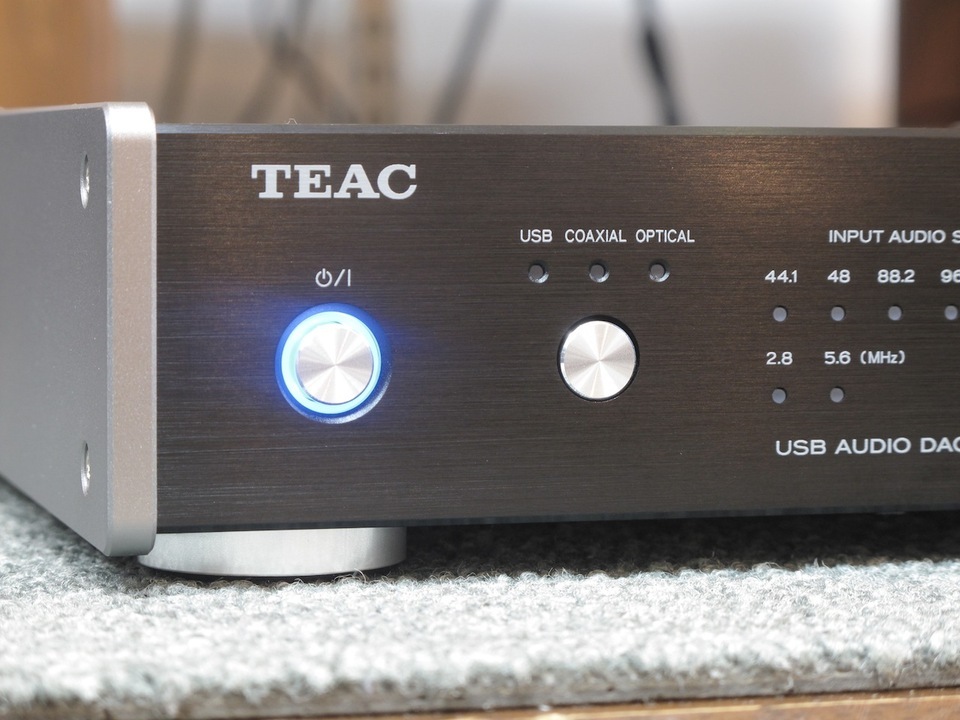 UD-301 TEAC ティアック D/Aコンバータ 画像e