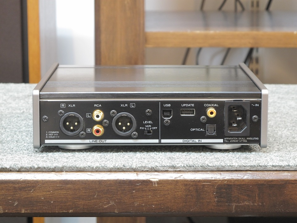 UD-301 TEAC ティアック D/Aコンバータ 画像g