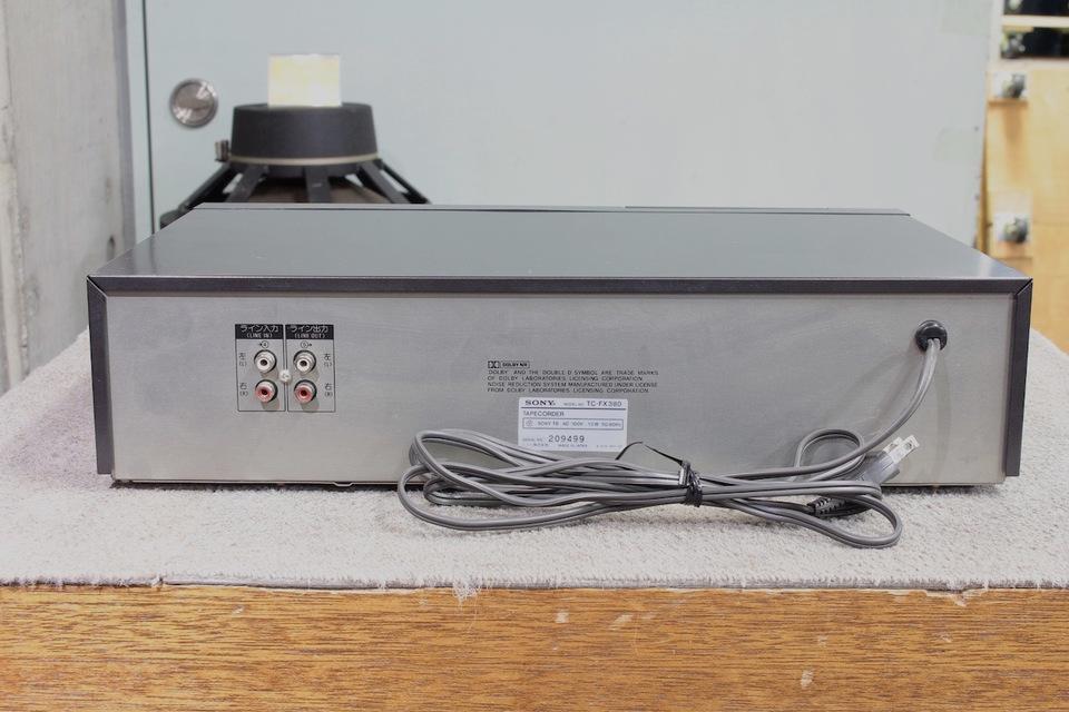 TC-FX380 SONY 画像