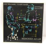 MEMORIES AD-LIB/JOE WILLIAMS