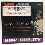 AFTER HOURS/SARAH VAUGHAN