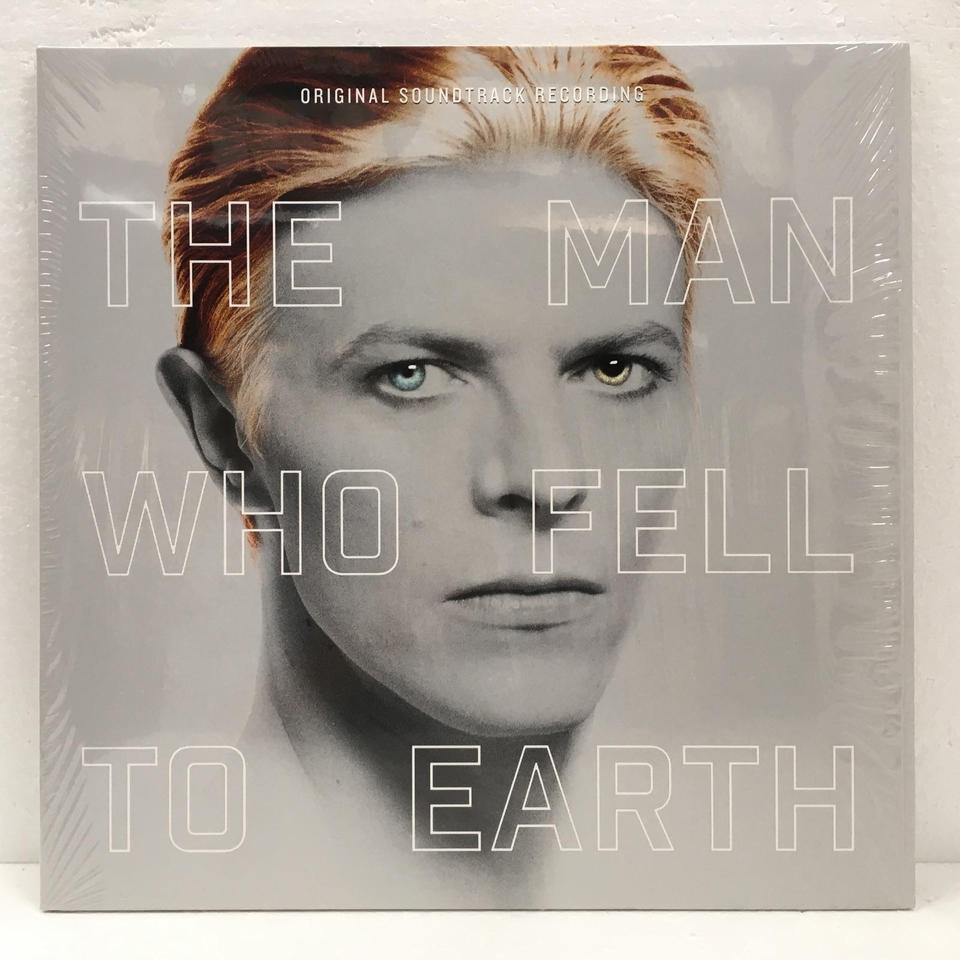 THE MAN WHO FELL TO EARTH  画像