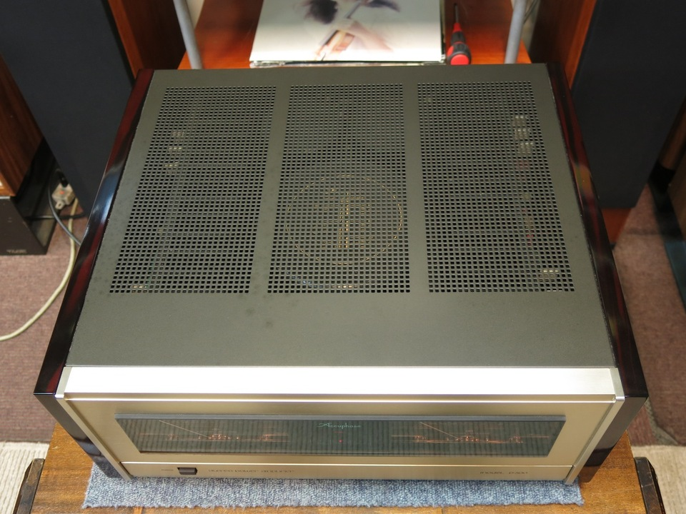P-500 Accuphase アキュフェーズ パワーアンプ(トランジスター) 画像e
