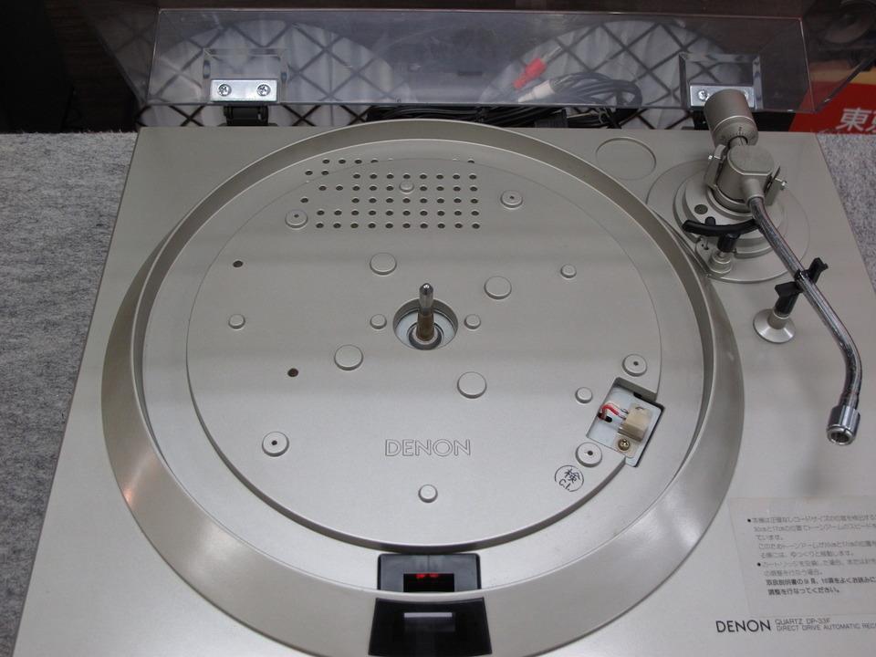DP-33F DENON 画像