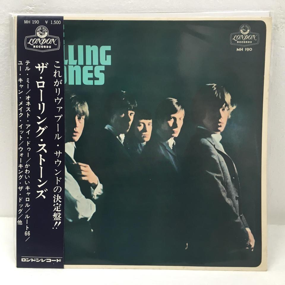 THE ROLLING STONES (FIRST) THE ROLLING STONES 画像