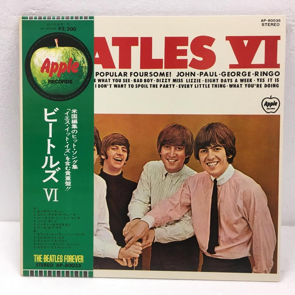 BEATLES VI/THE BEATLES THE BEA...