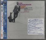 【未開封】PAGE ONE/JOE HENDERSON