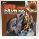 COMPLETE TOWN HALL CONCERT/LOUIS ARMSTRONG